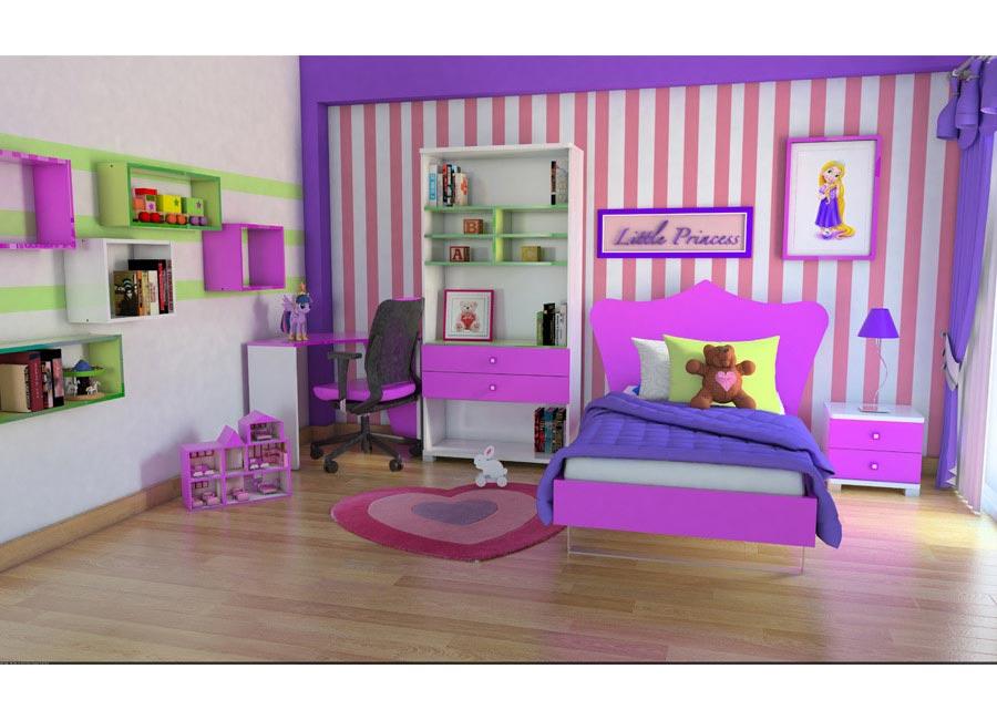 Παιδικά - Εφηβικά Δωμάτια Σετ fc50e1496e0
